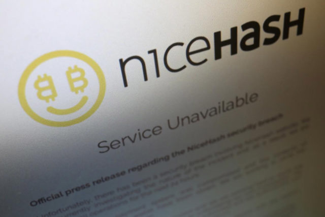 Hackers steal $64 million from cryptocurrency firm NiceHash