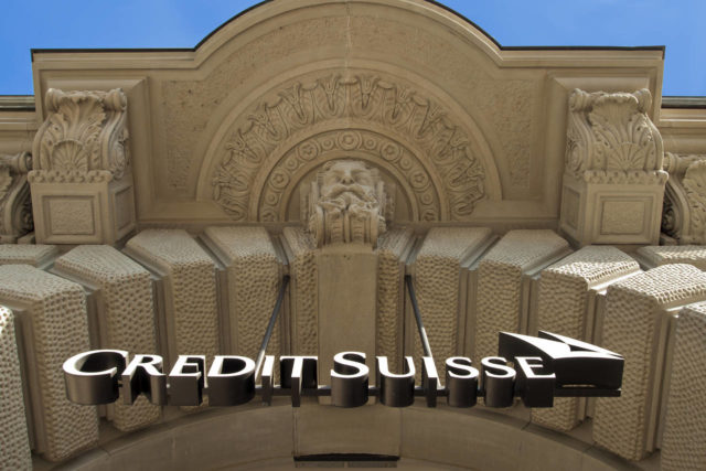 Credit Suisse hands top UK investment banking role to rising star