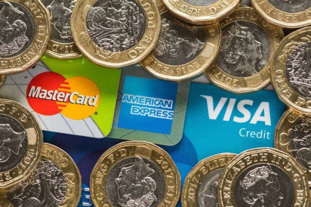 UK debit cards transactions overtake cash for the first time