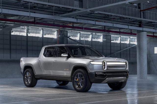 Electric Truckmaker Rivian, Backed By Amazon, Ford, Raises Whopping $1.3 Billion