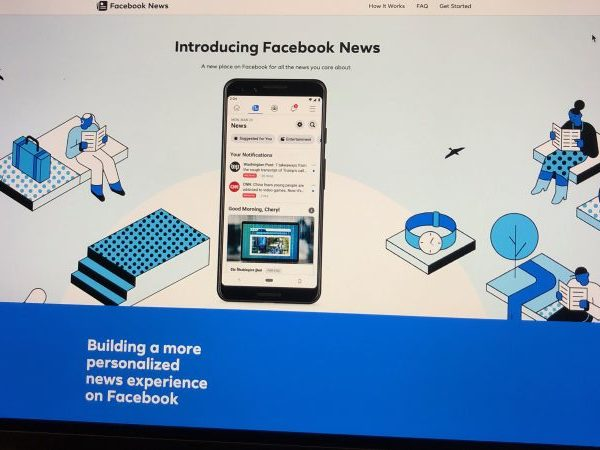 Australian government on collision course with Facebook and Google over news revenue