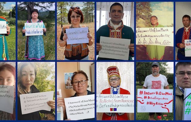 Russia's indigenous peoples campaign against Arctic pollution
