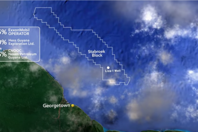 Venezuela refuels its territorial dispute with Guyana in area with massive offshore oil find